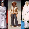 Elizabeth II, véritable fashion queen