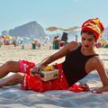 Isabeli Fontana, fille de Rio et reine des podiums