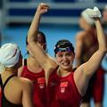 JO de Rio : une nageuse chinoise parle enfin des règles dans le sport