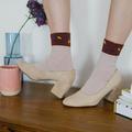 Chaussettes dans des escarpins : le mode d'emploi