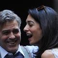 Amal Clooney et George : déjà 2 ans de mariage