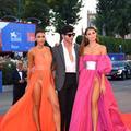 Mostra de Venise : deux mannequins, un tapis rouge, zéro culotte