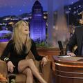 Jennifer Aniston est-elle en train de jubiler?