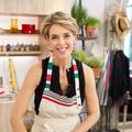 Julie Andrieu, star de la rentrée culinaire