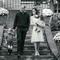 Le prince George et la princesse Charlotte au Canada