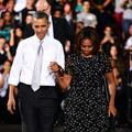 Barack Obama : une photo de Michelle captive la Toile