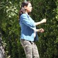 Mila Kunis (très) enceinte de son deuxième enfant