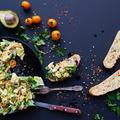 Trois exemples de repas équilibrés dans une journée