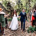 """Le mariage so cool de Patrick Adams de """"Suits"""" avec Troian Bellisario de """"Pretty Little Liars"""""""
