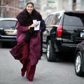 Street style : les astuces des filles de la mode pour lutter contre le froid