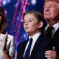Barron Trump : de la souffrance d'être un enfant de président