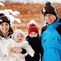 Sports d'hiver : le vanity idéal pour partir au ski en famille