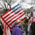 """""""Women's March"""" : les Américaines appelées à faire grève le 8 mars"""