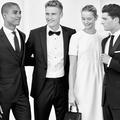Hugo Boss dévoile une collection mariage