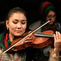 En Afghanistan, un orchestre de femmes pour faire face à la haine