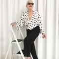 À 95 ans, égérie d'une boutique de mode, elle devient une star d'Instagram