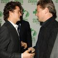 Leonardo DiCaprio et Orlando Bloom ensemble à Coachella