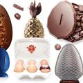 Œufs de Pâques, les chocolatiers sortent le grand jeu