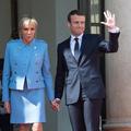 Brigitte Macron s'est installée à l'Élysée