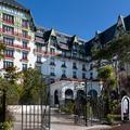 À La Baule, le mythique hôtel L'Hermitage a réouvert ses portes