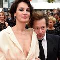 Mathieu Amalric et Jeanne Balibar : les retrouvailles des ex-amants sur le tapis rouge