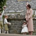 Comment le prince George et la princesse Charlotte ont fait de l'ombre à Pippa Middleton