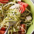 Spaghettis de légumes : mode d'emploi