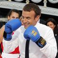 Emmanuel Macron, Bradley Cooper, Katy Perry : la semaine people