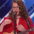 "Une jeune femme sourde bouleverse l'audience du show ""America's Got Talent"""