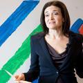 """Sheryl Sandberg : """"Le travail, c'est ce que les gens font, avec ce qu'ils sont"""""""