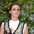 Emma Watson, l'actrice au poing levé