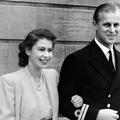 Il y a 70 ans, le lieutenant Philip Mountbatten demandait la main de la future reine d'Angleterre