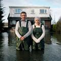 """""""Un monde qui se noie"""" montre les victimes des inondations"""