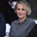 Sharon Stone et le rire qui en dit long sur son expérience de harcèlement sexuel