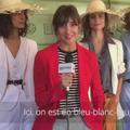 Angela Biani : « Ici, on est en bleu blanc rouge ! »