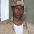 Burberry réhabilite la Vintage Check, sa casquette culte