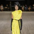 Trente ans après Cindy Crawford, sa fille fait sensation à la Fashion Week de New York