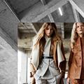 Soies raffinées et laines sensuelles pour urbaines à la personnalité bien trempée