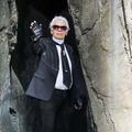 Karl Lagerfeld de retour à Hambourg pour le défilé des Métiers d'Art Chanel