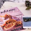 """Madame Figaro Cuisine """"Spécial Fêtes"""", à retrouver en kiosque, sur le Web et les réseaux sociaux"""