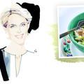 """Julie Andrieu : """"La soupe, un trésor nutritionnel pour les déboussolés du frigo que nous sommes devenus"""""""