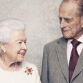 Elizabeth II et le prince Philip, 4 portraits officiels pour leurs 70 ans de mariage