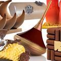 Michaël Bartocetti, Nina Métayer, Cédric Grolet, ... En 2017, les chefs pâtissiers revisitent la bûche de Noël
