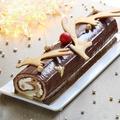 Citron, chocolat, fruits… nos idées de recettes de bûches de Noël