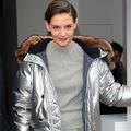 """Katie Holmes : """"J'admire autant la marque Ralph Lauren que le créateur"""""""