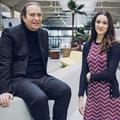 """Xavier Niel et Roxanne Varza : """"Si Station F était dirigé par des hommes, ce lieu ne serait pas le même """""""