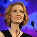 "Cynthia Nixon, de ""Sex and The City'"" à la politique"