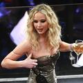 Jennifer Lawrence, l'autre star de la 90e cérémonie des Oscars