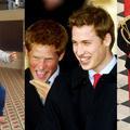 Harry et William, princes et frères à la vie à la mort