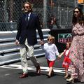 Carnet bleu à Monaco, Maximilian Rainier Casiraghi est né